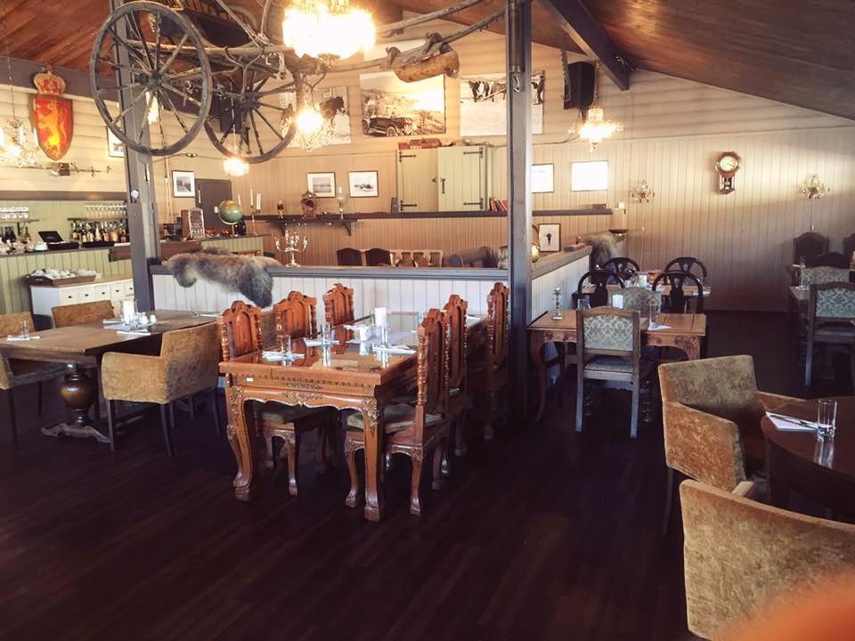 Oldemors Karjol restaurant-